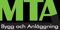 MTA Bygg och Anläggning Retina Logo
